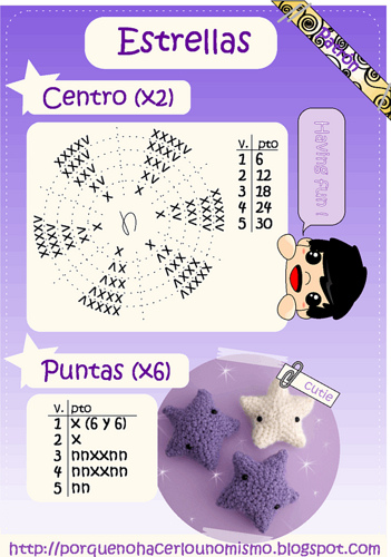 Animalitos de crochet! - Simple Crochet