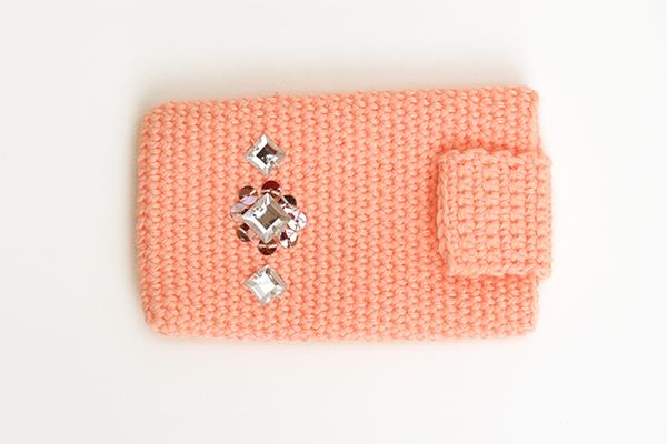 Fundas de crochet para el móvil! - Simple Crochet
