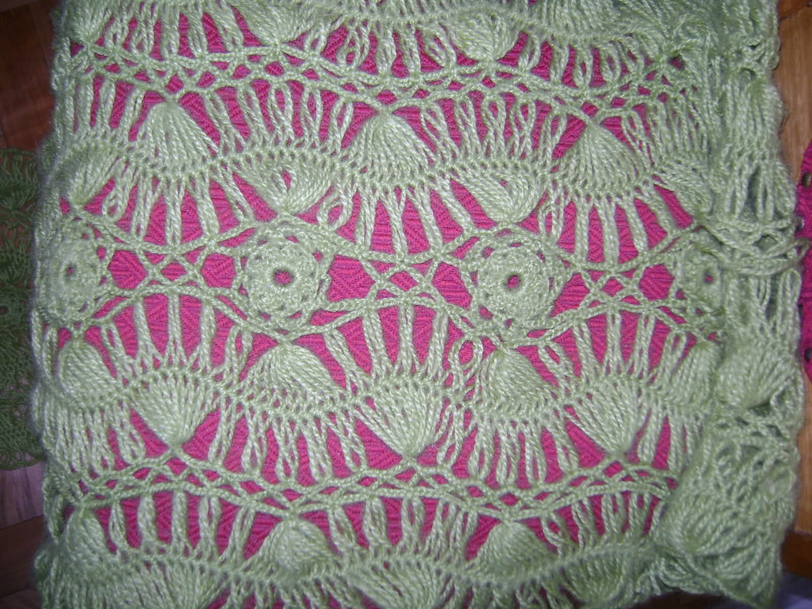 Crochet con Horquilla - Simple Crochet