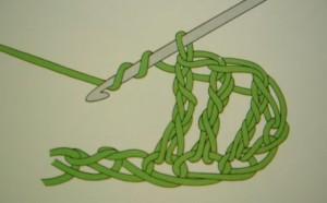 puntos de crochet 6
