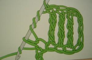 puntos de crochet 7