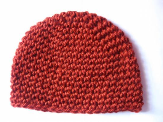 O Tejer Un Gorro A Crochet
