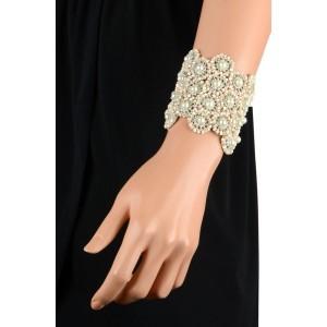 crochet con perlas 2