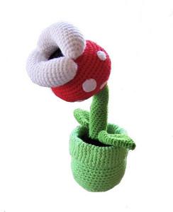 Flores de crochet 4