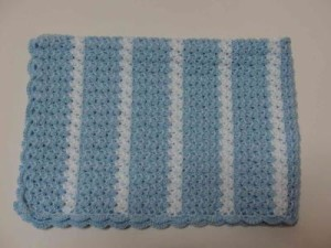 Mantas de crochet para bebé 3