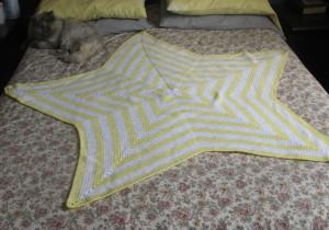 Mantas de crochet para bebé 5