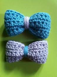 Moño de crochet