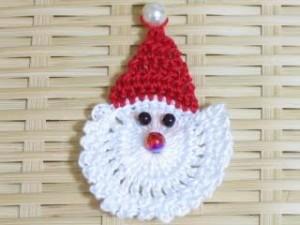Papa Noel a Crochet