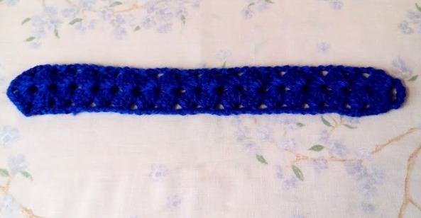 Cómo hacer un galón a crochet