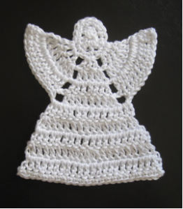 Célestin, the little angel, crochet, amigurumi english | 300x262