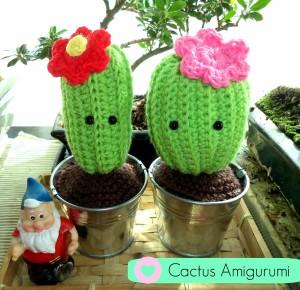 Patrón Cactus de amigurumi - Blog AdoraideasBlog Adoraideas | 290x300
