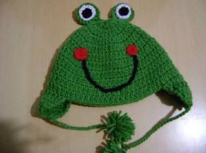 Ranitas Sonajero: patrón / Felix, the frog (rattle) – Maria ... | 224x300
